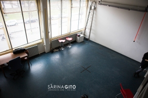 my new studio in Amsterdam !! the freedom of jumping models and nit shooting from my livingroom! =)